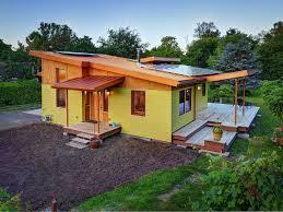 a modern cottage inteerior