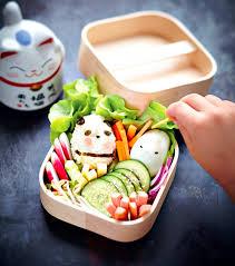 recette de cuisine facile et rapide pour le soir recette enfant bento rigolo pour un repas complet et équilibré