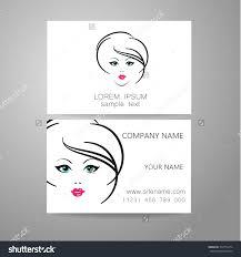 card hair stylist business card template