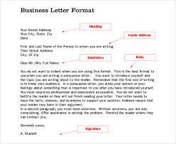 letters format sample letter in business format templates magisk co