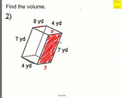 Surface Area And Volume Worksheets Grade 7 How To Find Volume Of Cubes And Rectangular Prisms Youtube