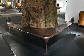 brazilian plywood chair claims 20th century design award at pad london