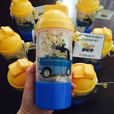 minion party minion party favors the how to duo