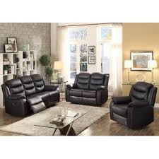 leather living rooms castle fine furniture chair and a half glider rocker wayfair