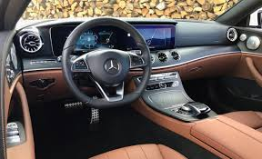 mercedes benz silver lightning interior 2018 mercedes benz e400 coupe review u2013 parading pillarless pomp