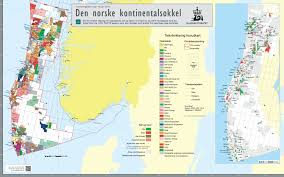 Map Of Norway Norwegian Continental Shelf Map Available For Download Offshore