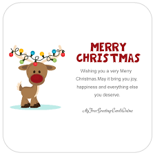 merry christmas animated card my free greeting cards