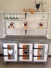 kitchen cupboard furniture diy pallet sideboard or kitchen cabinet