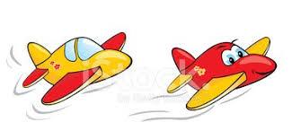 imagenes animadas de aviones dibujos animados de aviones vectores en stock clipart me