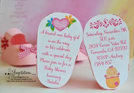 Baby Invitation Card Design Unique Baby Shower Invites Theruntime Com