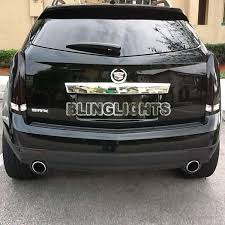2006 cadillac srx accessories 2010 2011 2012 2013 cadillac srx tinted smoked taill for sale