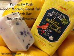 perfectly posh mamal diane perfectly posh good morning beautiful big bath bar review giveaway