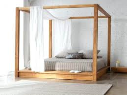 4 Post Bed Frame King 4 Poster King Beds 4 Post Bed Frame Poster Bed Four Poster Bed