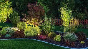 garden solar garden lights trees outdoor garden lights led
