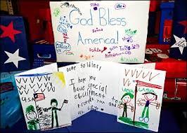 va turns away children u0027s christmas cards to veterans