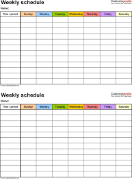 25 unique daily schedule template ideas on pinterest daily