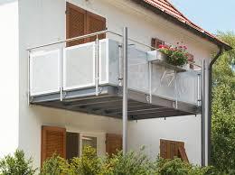 stahlbau balkone böhm schlosserei stahlbau stuttgart stuttgart degerloch balkon