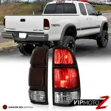 2004 tundra tail light smoke red 2000 2004 toyota tundra sr5 limited base brake signal
