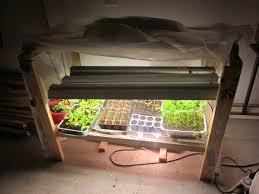 how to make a grow light for your garage u2013 idaho gardening