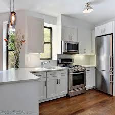 Shaker Kitchen Cabinets White by Kitchen White Shaker Kitchen Cabinets With Regard To Brilliant