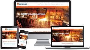 kitchener web design new site for gemcast web design cryodragon kitchener