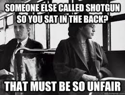 Rosa Parks Meme - unimpressed rosa parks memes quickmeme