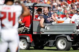 Seeking Kyle Bears Seeking Determination On Kyle S Ankle Injury