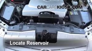2003 cadillac cts engine 2003 2007 cadillac cts engine air filter check 2006 cadillac cts