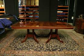 Table Awesome Extra Large Dining American Made High End Within - American made dining room furniture