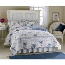 Shabby Chic Blue Bedding romantic shabby chic discount fashion bedding