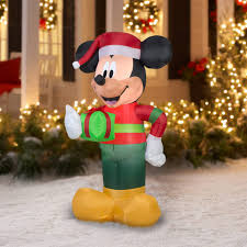 outdoor disney outdoor decorations clearance minnie