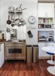 narrow kitchen design ideas small kitchen design ideas worth saving apartment therapy