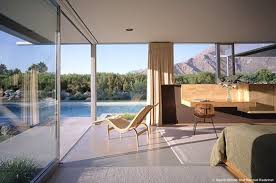 Kaufmann Desert House Floor Plan Modern House For A Vacation In The Desert U2013 Kaufmann House