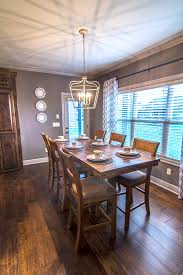 Monticello Dining Room Lockwood Sab Homes