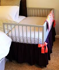 Cribs That Attach To Side Of Bed Want A Co Sleeper Try This Ikea Hack Rather Than Buy The Pricier