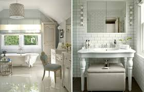 nice modern victorian bathroom for home interior design ideas with