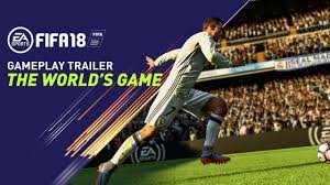 fifa 18 gameplay trailer the world u0027s game youtube