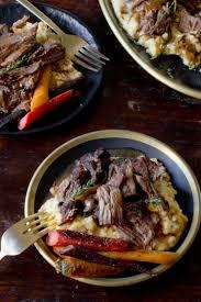 recipe slow cooker maple u0026 dijon pot roast kitchn