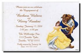 beauty and the beast wedding invitations stunning beauty and the beast wedding invitations theruntime