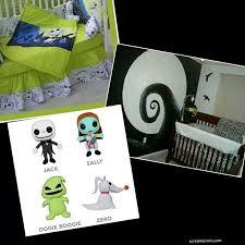 Nightmare Before Christmas Baby Crib Bedding by 10 Best Nightmare Before Christmas Nursery Images On Pinterest