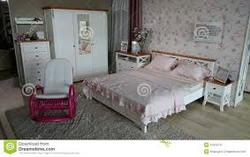 Bedroom Furniture Showroom by Furniture Showroom Modern Bedroom With Pink Rocking Chair