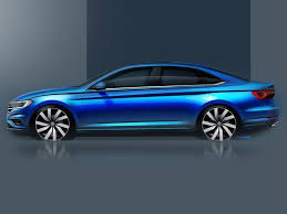 will only show us these sketches of its all new jetta