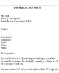 rude resignation letter template 5 free word pdf format