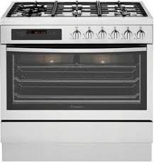 Harvey Norman Ovens And Cooktops Ariston 90cm Professional Freestanding Oven With Gas Cooktop