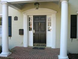 Front Door Colors For Brick House by Front Door Color Ideas For Red Brick House Wreath Fall Colours