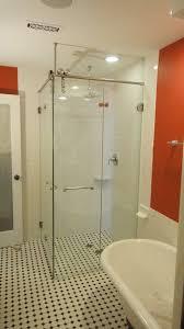 Bathroom Glass Shower Ideas Colors 12 Best Ada Ideas Images On Pinterest Custom Shower Doors Glass