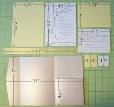 wedding invitations diy diy pocket wedding invitations mcmhandbags org