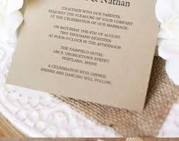 rustic wedding invitation templates wedding wedding invitations beautiful wedding