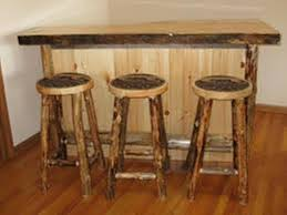Adirondack Bar Stools Rustic Bar Stools With Backs Rustic Bar Stool Counter Height