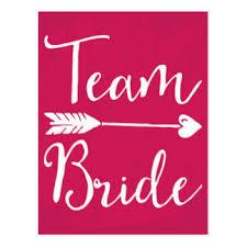 Bride Cards Team Bride Cards U0026 Invitations Zazzle Co Uk